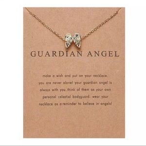 NEW!! 😇 Guardian Angel Pendant Necklace
